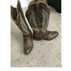 Ariat R Toe Western Women's Boots